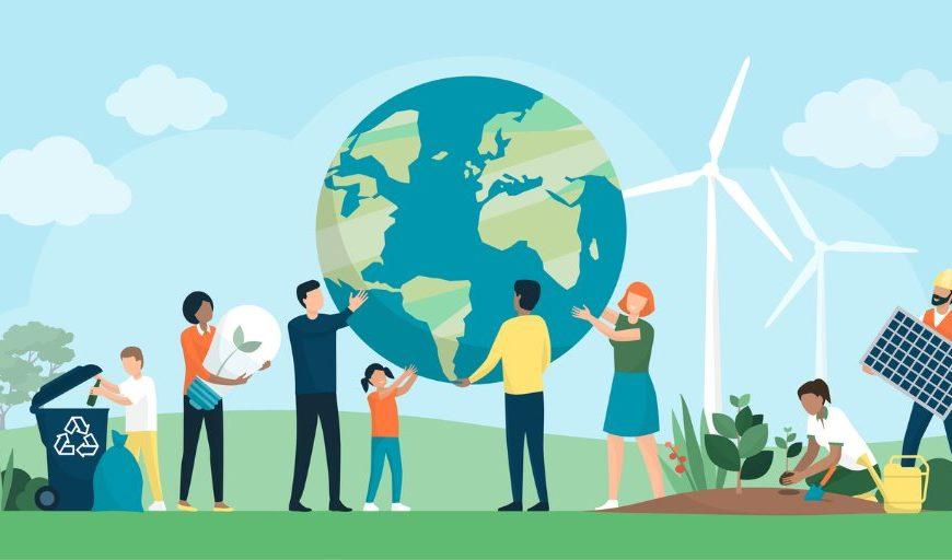 Gemeinsam gegen den Klimawandel